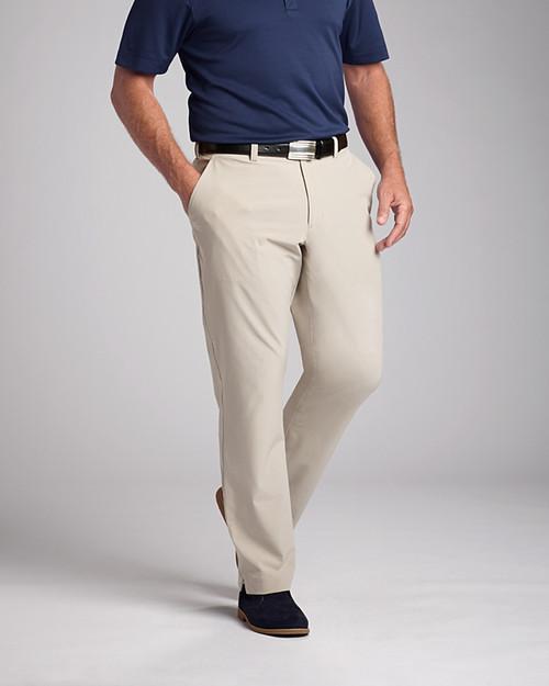 Bainbridge Flat Front Pant 1
