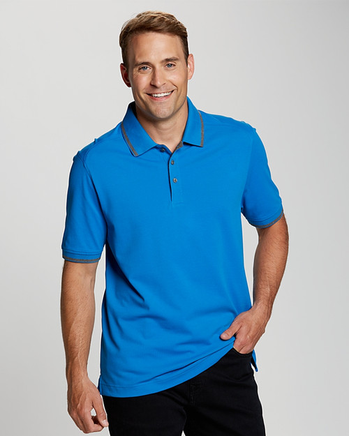 Big & Tall Advantage Tipped Polo