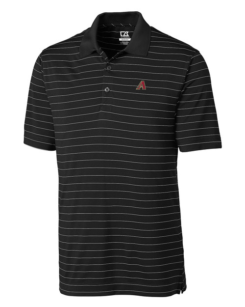 Arizona Dimondbacks CB DryTec Franklin Stripe  Polo