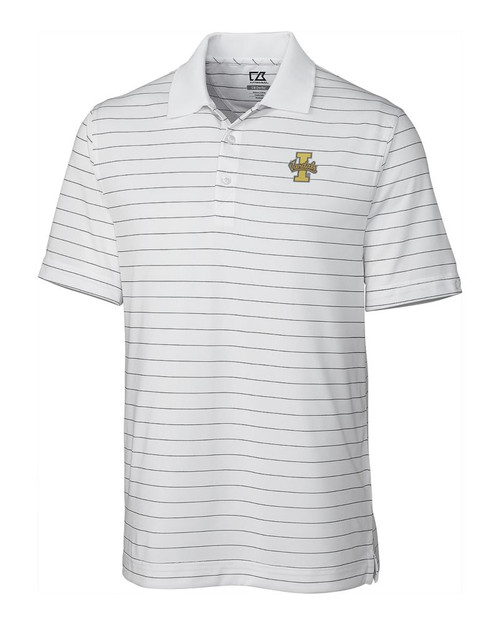 Idaho Vandals  CB DryTec Franklin Stripe  Polo