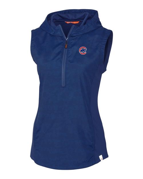 Chicago Cubs CBUK Ladies' Swish Printed Sport Vest TBL_MANN_HG 1