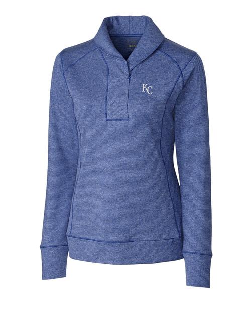 Kansas City Royals Ladies' Shoreline Half-Zip