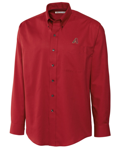 Arizona Diamondbacks B&T L/S Epic Easy Care Nailshead