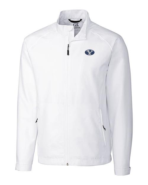 BYU Cougars Men's CB WeatherTec Beacon Full Zip Jacket