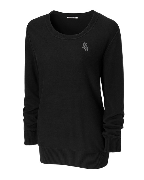 Chicago White Sox Women's Broadview Scoop Neck Sweater