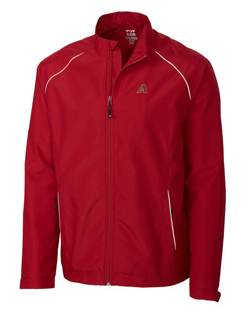 Arizona Diamondbacks B&T CB WeatherTec Beacon Full Zip Jacket 1