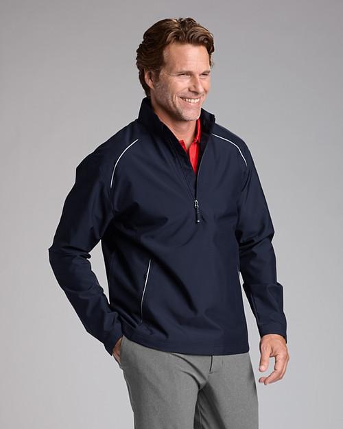 Big & Tall Beacon Half-Zip Jacket
