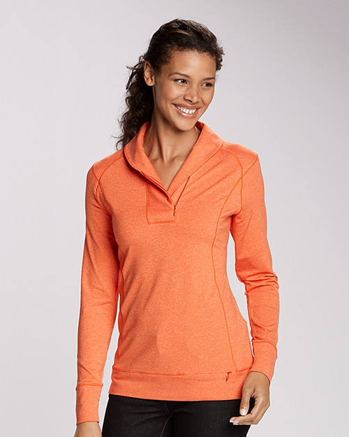 Ladies' Shoreline Half-Zip