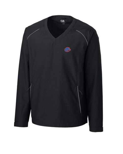 Boise State Broncos  CB WeatherTec Beacon V-neck Windshirt