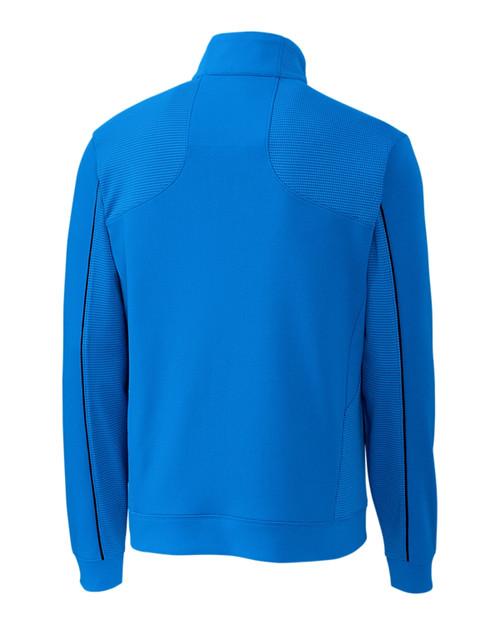 Edge Half Zip in royal blue