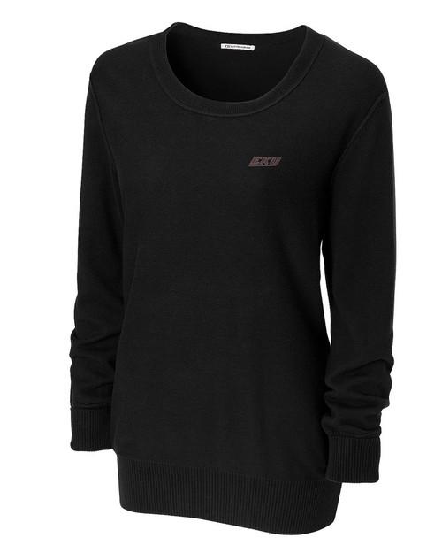 EKU Colonels Women's Broadview Scoop Neck Sweater