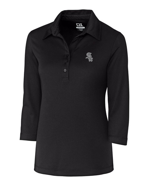 Chicago White Sox CB DryTec 3/4 Sleeve Chelan Polo