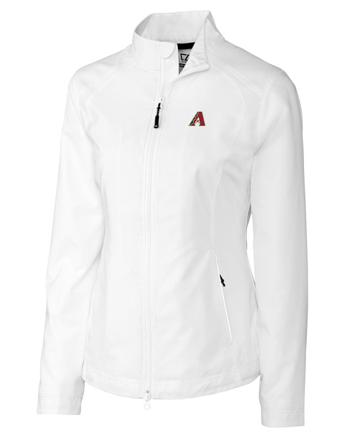 Arizona Diamondbacks Women's CB WeatherTec Beacon Full Zip Jacket