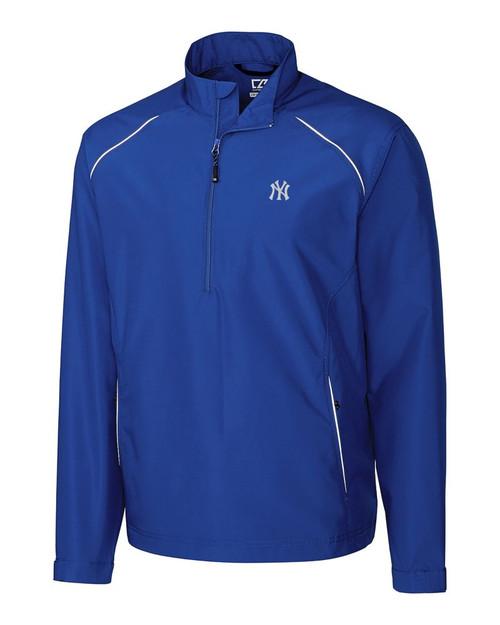 New York Yankees B&T Beacon Half Zip Jacket