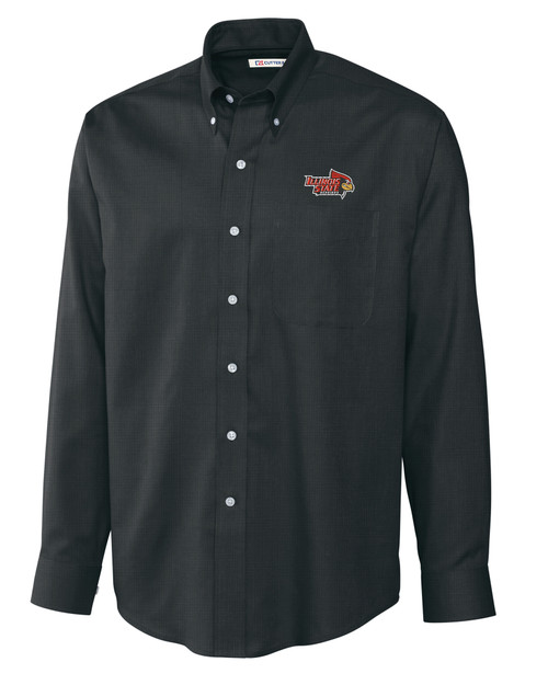 ISU Redbirds B&T L/S Epic Easy Care Nailshead