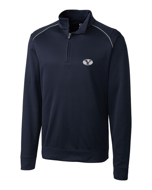 BYU Cougars B&T Ridge Half Zip
