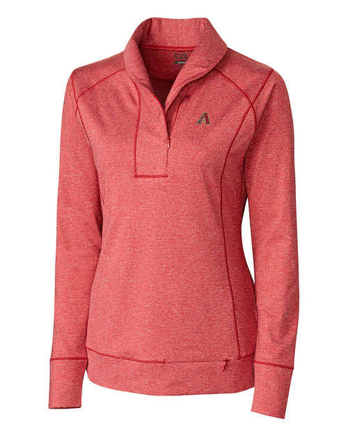 Arizona Diamondbacks Ladies Shoreline Half Zip