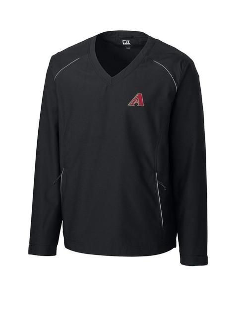 Arizona Dimondbacks CB WeatherTec Beacon V-neck Windshirt