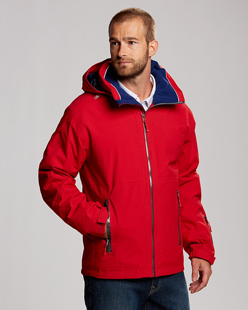 Take shelter from the wind and rain in our CB WeatherTec Alpental Jacket.
