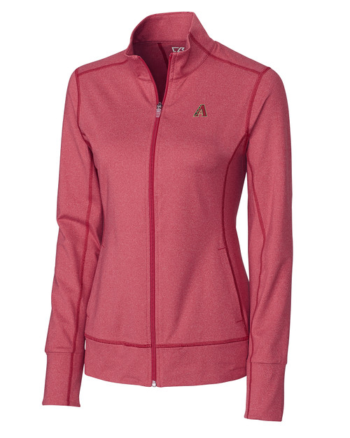 Arizona Diamondbacks LadiesTopspin Full Zip