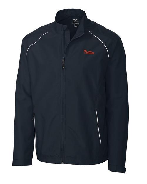 Philadelphia Phillies B&T CB WeatherTec Beacon Full Zip Jacket
