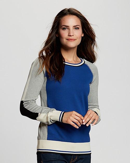 Stride Colorblock Sweater 1