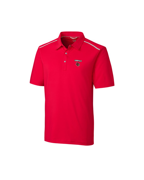 Louisville Cardinals B&T Fusion Polo