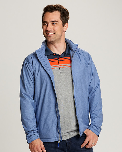 Panoramic Packable Jacket