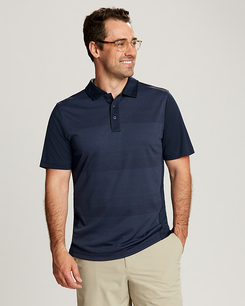 Big & Tall Crescent Polo easily transitions no matter the occassion