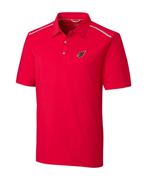 Arizona Cardinals Big & Tall Fusion Polo