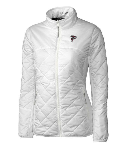 Atlanta Falcons Ladies' Sandpoint Quilted Jacket