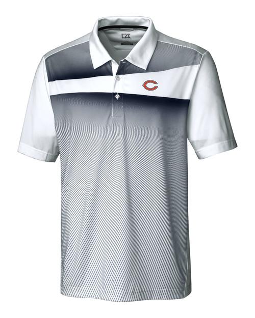 Chicago Bears Ascend Print Polo