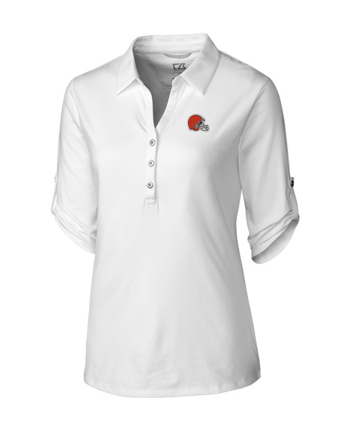 Cleveland Browns Ladies' Thrive Polo