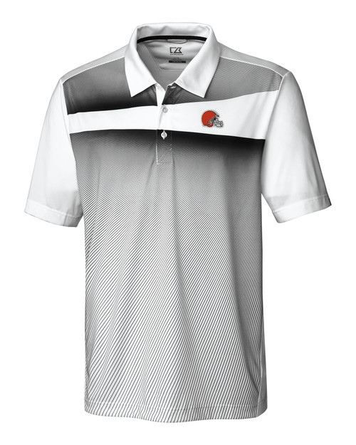 Cleveland Browns Ascend Print Polo