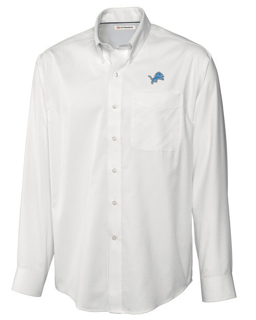 Detroit Lions Easy Care Fine Twill