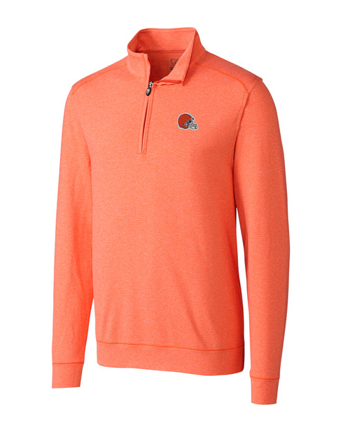 Cleveland Browns B&T Shoreline Half Zip