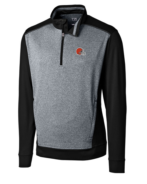 Cleveland Browns B&T Replay Half Zip