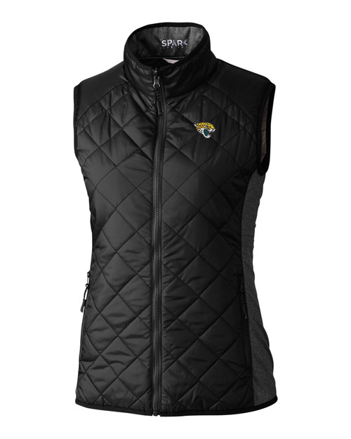 Jacksonville Jaguars Ladies' Sandpoint Quilted Vest