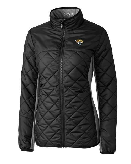 Jacksonville Jaguars Ladies' Sandpoint Quilted Jacket