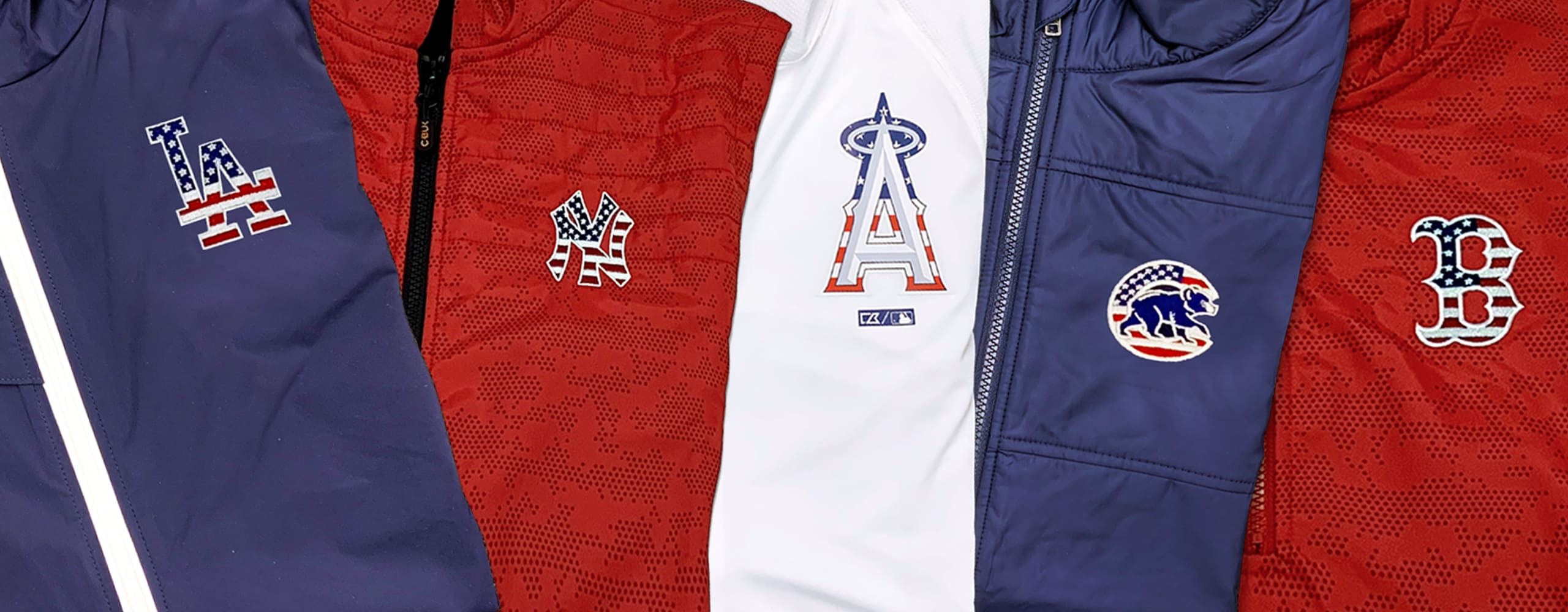 Picture of MLB Americana Shirts
