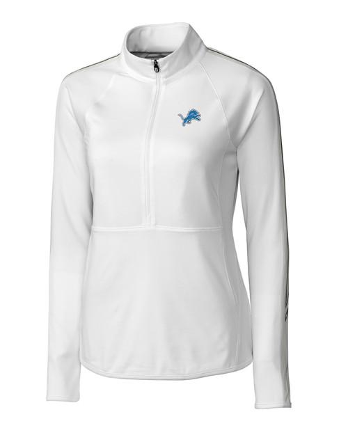 Detroit Lions Ladies' Pennant Sport Half Zip Cutter & Buck  supplier