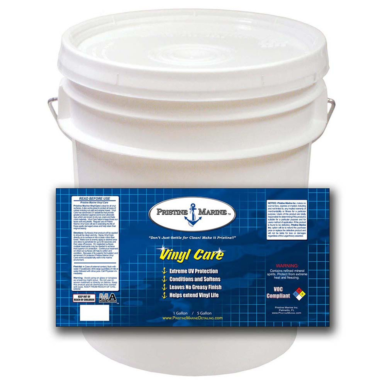 Vinyl Care (5 Gallon)