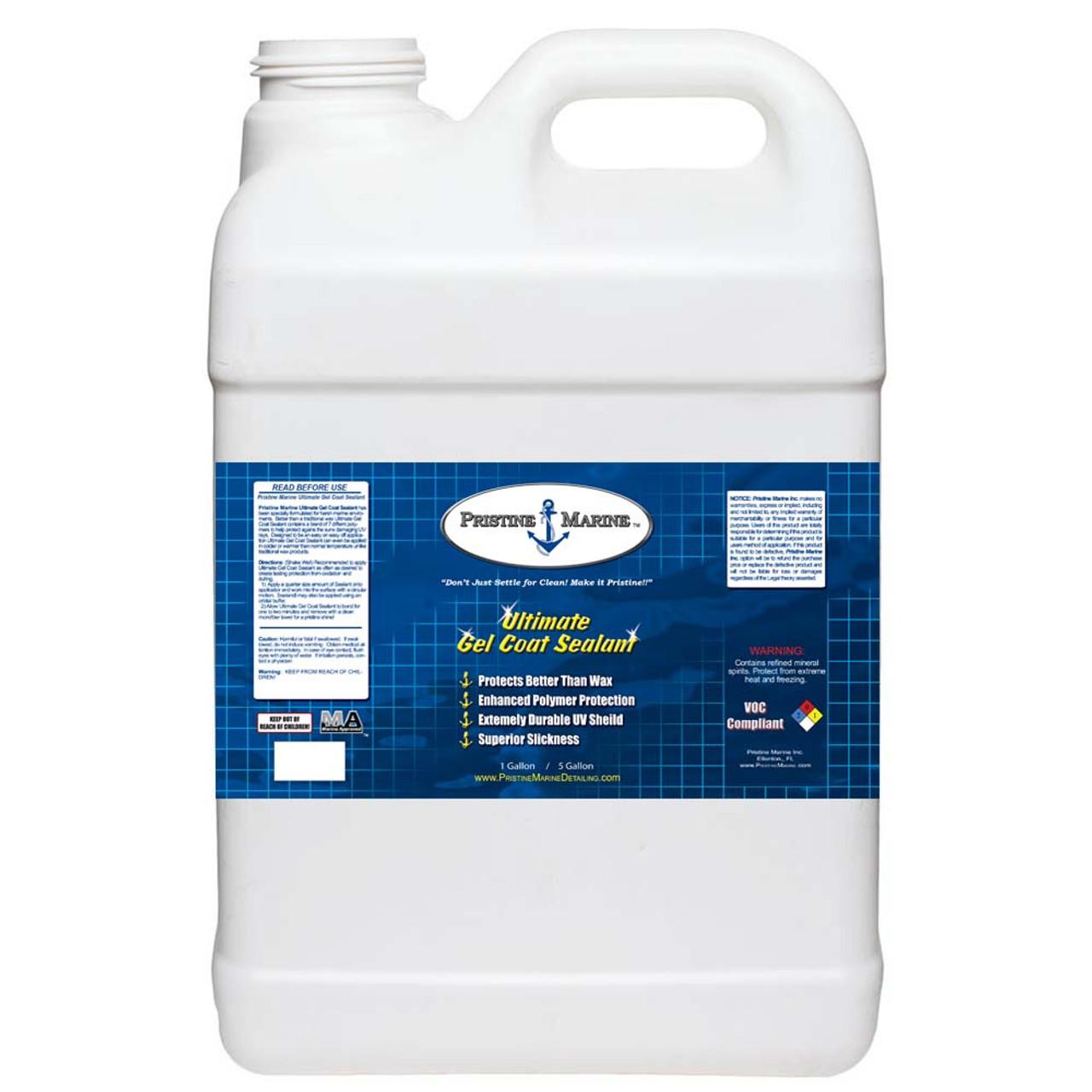 Ultimate Gel Coat Sealant (1 Gallon)