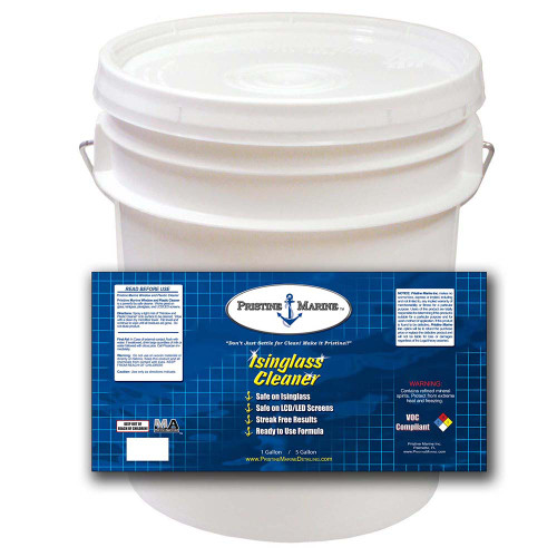 Isinglass Cleaner (5 Gallon)