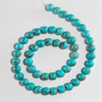Campitos Turquoise(Mexico) 8mm Round