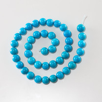 Sleeping Beauty Turquoise- 10mm Rounds