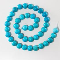 Sleeping Beauty Turquoise- 10mm Rounds