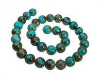 Turquoise(China) 12mm Rounds