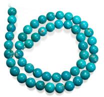 Sonoran Blue Turquoise(Mexico)8mm -SBR8b1