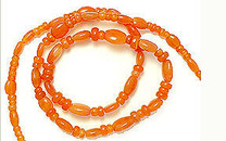 Orange Chalcedony Multi-Shape